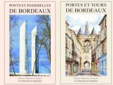 EXPOSITION ET CONFÉRENCES « PONTS ET PORTES DE BORDEAUX » COUR MABLY A BORDEAUX DU 15 FÉVRIER AU 5 MARS.